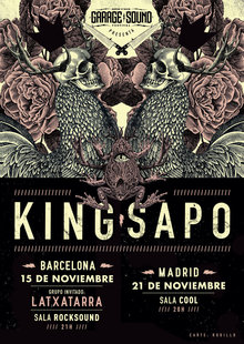 Event king sapo cartel rrss