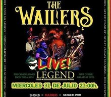 Event grid entradas wailers madrid