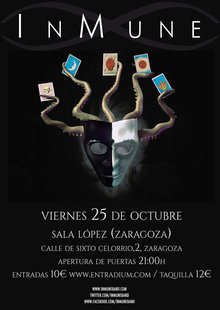 Event cartel zaragoza entradium
