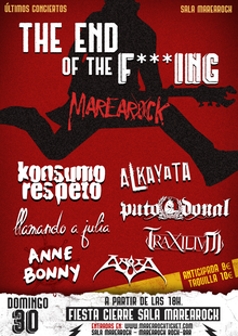 Event the enf of the fcking marearock completo