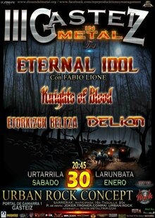 Event gasteiz in metal iii