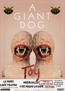 Event a giant dog cartel