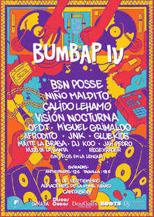 Event cartel bumbap4