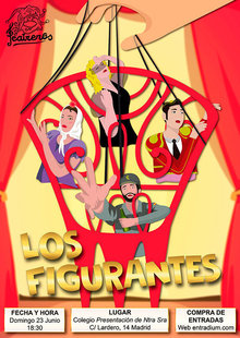 Event cartel los figurantes abr 19 con info final2