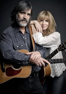 LARRY CAMPBELL & TERESA WILLIAMS (USA) en Madrid - Café Berlin