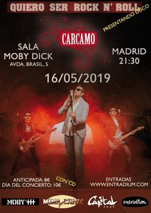 Event cartel carcamo moby 2019