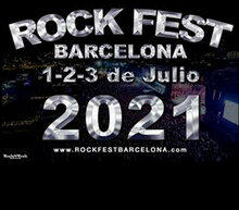 Event grid rock fest bcn 2021