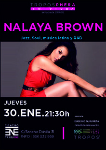 Event 2020 01 30 nalaya brown