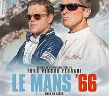 Event grid le mans 66 cartell