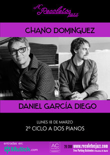 AC Recoletos Jazz: CHANO DOMINGUEZ & DANIEL GARCIA DIEGO