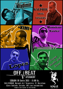 Event 210130 offbeatxperiment