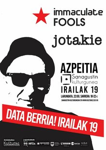 Immaculate Fools + Jotakie