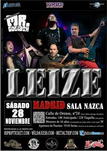 Event leize en madrid