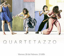 Event grid quartetazzo