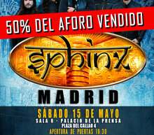 Event grid cartel sphinx madrid basa