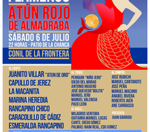 Event grid ii festival flamenco conil 2019