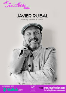 AC Recoletos Jazz: JAVIER RUIBAL