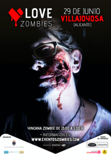 LOVE ZOMBIES - LA VILA JOIOSA - EVENTOS LZD