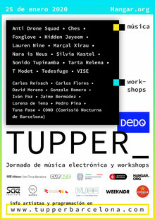 Event cartel tupper 6