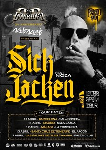 Event sick jacken gira