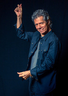 Entradas Chick Corea & The Spanish Heart Band en el 53 Festival Flamenco de Almería el 24 de Julio