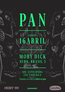 Event madrid   moby entradium