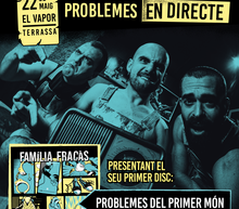 Event grid familia fracas cartell 2 pases 2000