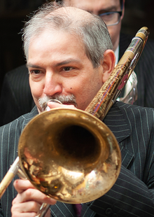 Event norman hogue plays louis prima