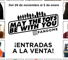 Event grid entradas may toys fandome madrid