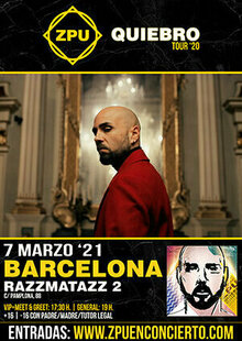 Event cartel bcn 3 low