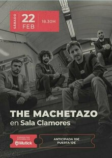 Event entradas machetazo madrid