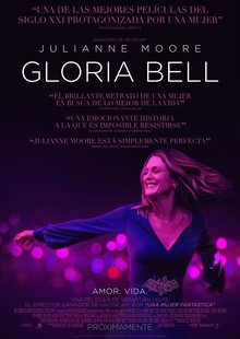 Event gloria bell cartell