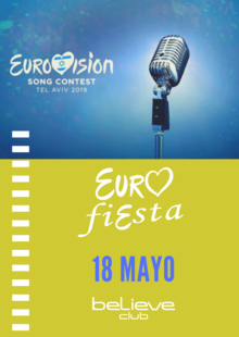 Event copia de eurovision 2019 final
