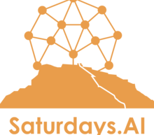 Event grid saturdays.ai alicante logo