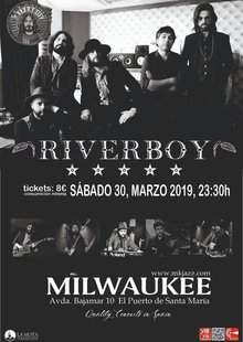 Event riverboy