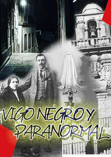 Event cartel entradium vigo negro paranormal big