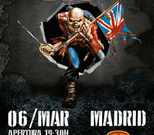 Event grid 666 iron maiden sala rockville