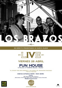 Los Brazos: Fun House Music Bar (Madrid)