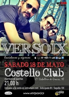Event cartel costello mayo