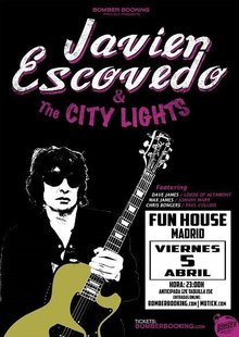 Event escovedo madrid