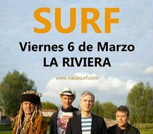 Event grid nada surf riviera madrid