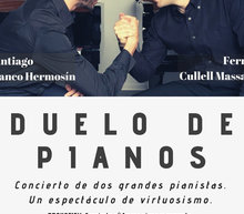 Event grid duelo de pianos