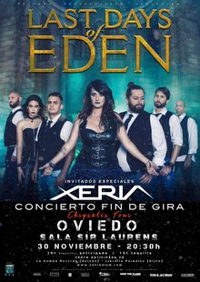Last Days of Eden en Oviedo