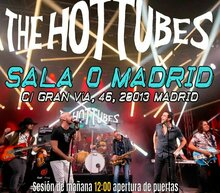 Event grid entradas hot tubes madrid