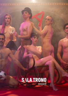 LABERINT STRIPTEASE de Roberto G. Alonso