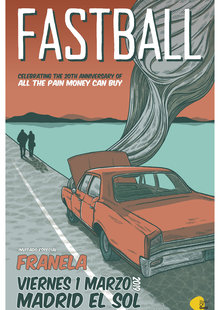 Event fastball poster madrid