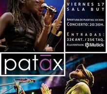 Event grid entradas patax madrid