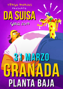 Event cartel granada redu