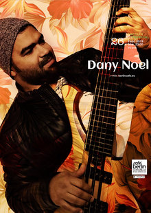 #BERLÍN IS TROPICAL: DANY NOEL en Café Berlín, Madrid