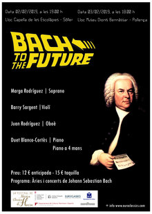 Bach to the future Sóller